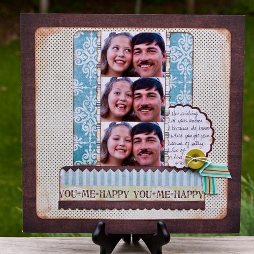 You + Me = Happy