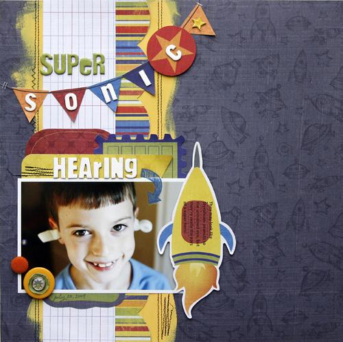 Super Sonic Hearing
