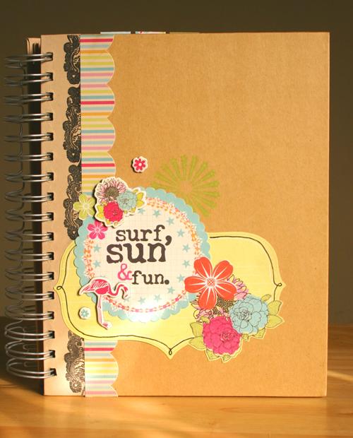 Surf, Sun & Fun Brag Book