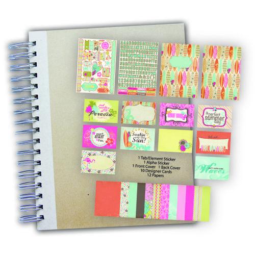 Summer Soul Brag Book Kit