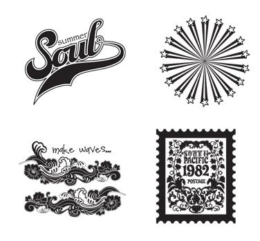 Summer Soul Stamps